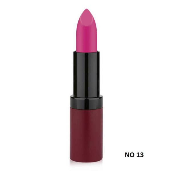VELVET MATTE LIPSTICK GOLDEN ROSE 13