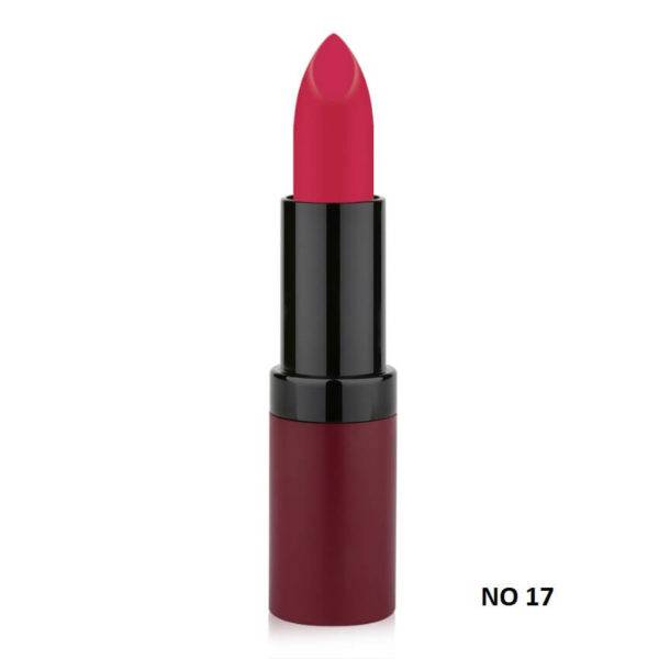 VELVET MATTE LIPSTICK GOLDEN ROSE 17