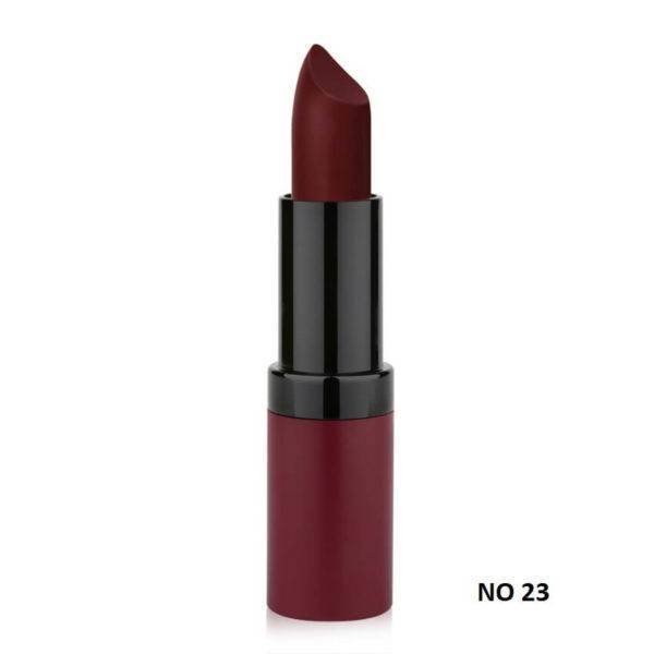 VELVET MATTE LIPSTICK GOLDEN ROSE 23