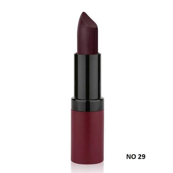 VELVET MATTE LIPSTICK GOLDEN ROSE 29