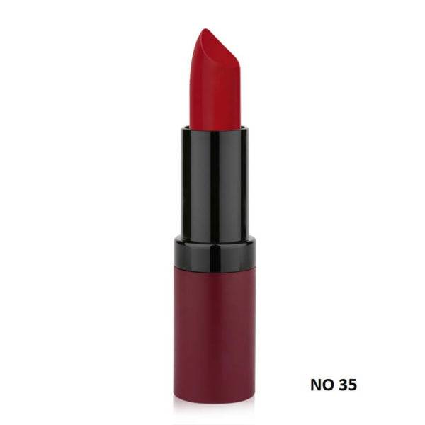 VELVET MATTE LIPSTICK GOLDEN ROSE 35