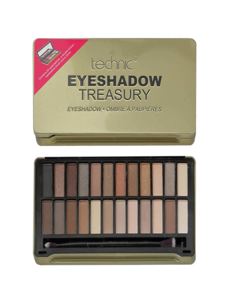 TECHNIC EYESHADOW TREASURY
