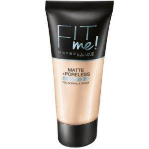 MAYBELLINE FIT ME MATTE PORELESS MAKE UP