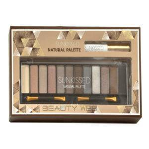 SUNKISSED NATURAL EYESHADOW PALETTE