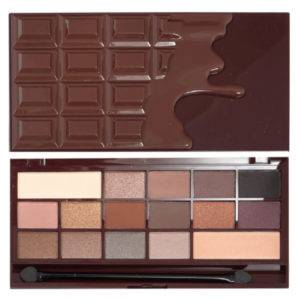 I HEART MAKEUP DEATH BY CHOCOLATE PALETTE