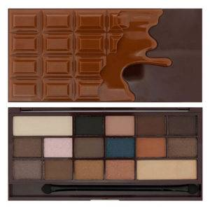 I HEART MAKEUP SALTED CHOCOLATE PALETTE