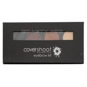 COVERSHOOT COSMETICS EYEBROW KIT
