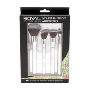 ROYAL SCULPT AND BLEND BRUSH COLLECTION