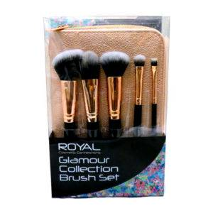 ROYAL COSMETICS GLAMOUR COLLECTION ΣΕΤ ΠΙΝΕΛΩΝ