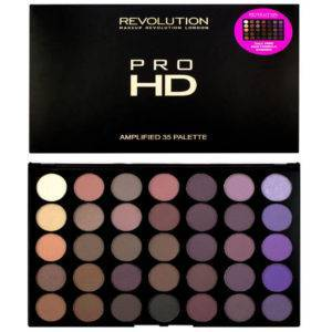 MAKEUP REVOLUTION PRO HD 35 ΣΚΙΕΣ ΜΑΤΙΩΝ DYNAMIC