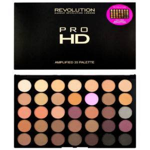 MAKEUP REVOLUTION PRO HD 35 ΣΚΙΕΣ ΜΑΤΙΩΝ NEUTRALS COOL