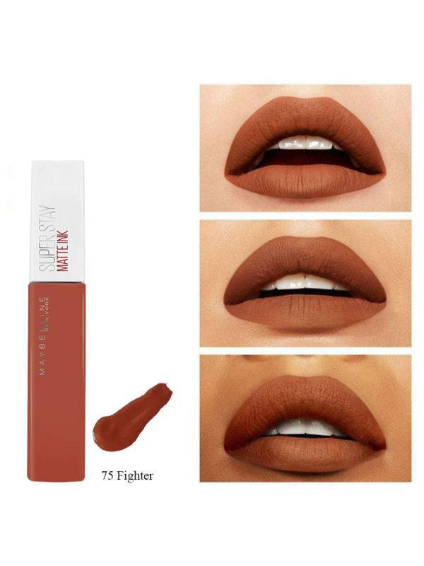 MAYBELLINE SUPERSTAY MATTE INK LIQUID LIPSTICK ΚΡΑΓΙΟΝ