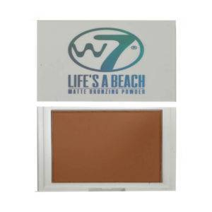 W7 LIFE IS A BEACH BRONZING POWDER