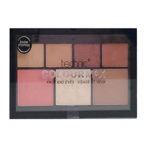 TECHNIC COLOUR MAX FACE & EYES PALETTE
