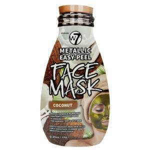 W7 Easy Peel Face Mask Coconut