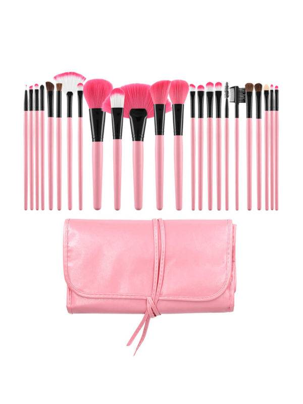 T4B 24 Makeup Brush Set