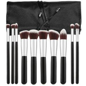 T4B Makeup 10 Kabuki Brush Set