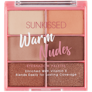 Sunkissed Warm Nudes Eyeshadow Palette