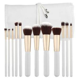 T4B Kabuki 12pcs Brush Set