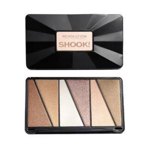 Makeup Revolution Shook Highlighter Palette