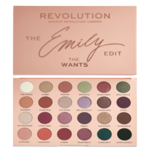 Makeup Revolution The Eily Edit The Wants