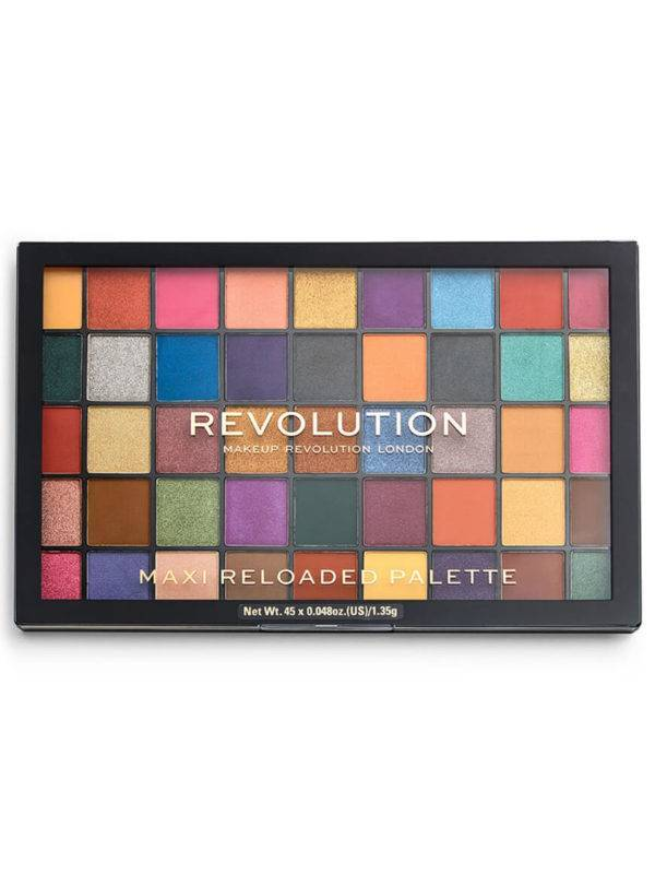Makeup Revolution Maxi Reloaded Eyeshadow Palette Dream Big