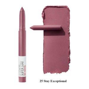 Maybelline Superstay Ink Κραγιον