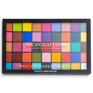 Makeup Revolution Maxi Reloaded Eyeshadow Palette Monster Mattes