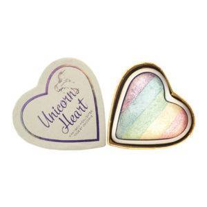 I Heart Makeup Highlighter Unicorns Heart
