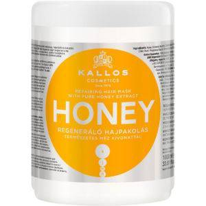 Kallos Honey Hair Mask 1000 ml