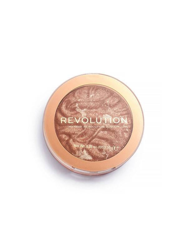 Makeup Revolution Highlight Reloaded Time to Shine