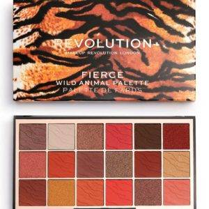 Makeup Revolution Wild Animal Fierce Palette