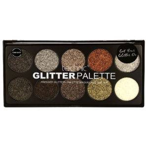 Technic Pressed Glitter Palette Star Dust