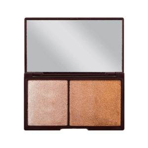 I Heart Revolution Bronze and Shimmer Mini Chocolate Palette