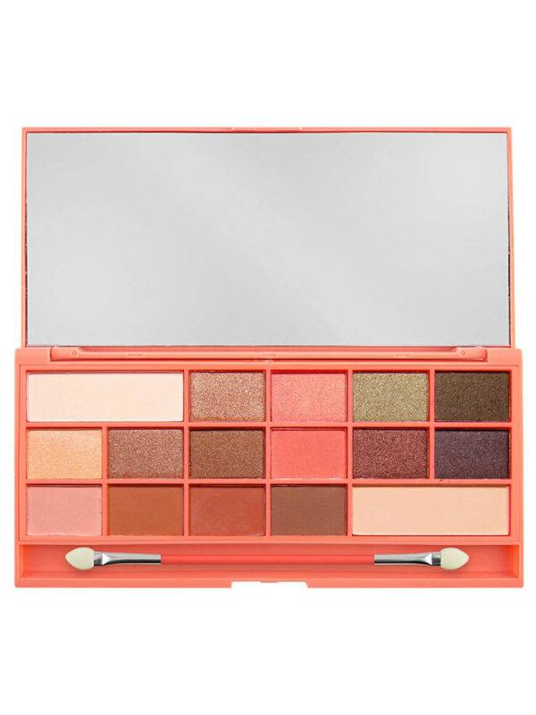 I Heart Revolution Chocolate and Peaches Palette