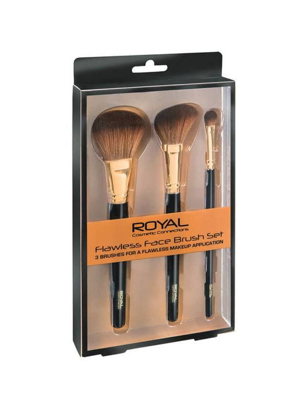 Royal Cosmetic Connections Flawless Face Brush Set