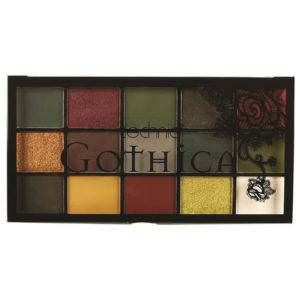 Technic Gothica Pressed Pigment Palette
