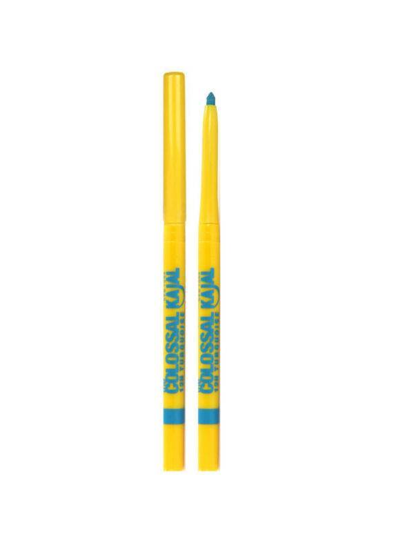 Maybelline The Colossal Kajal 12H Eyeliner Turquoise
