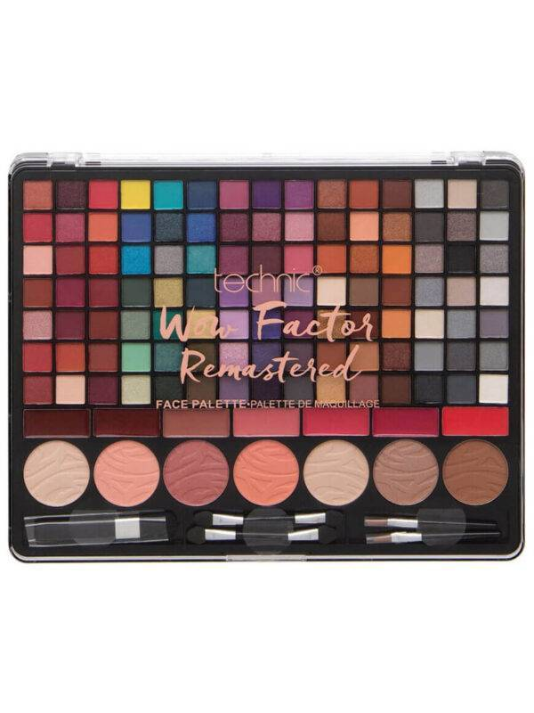 Technic Wow Factor Remastered Face Palette